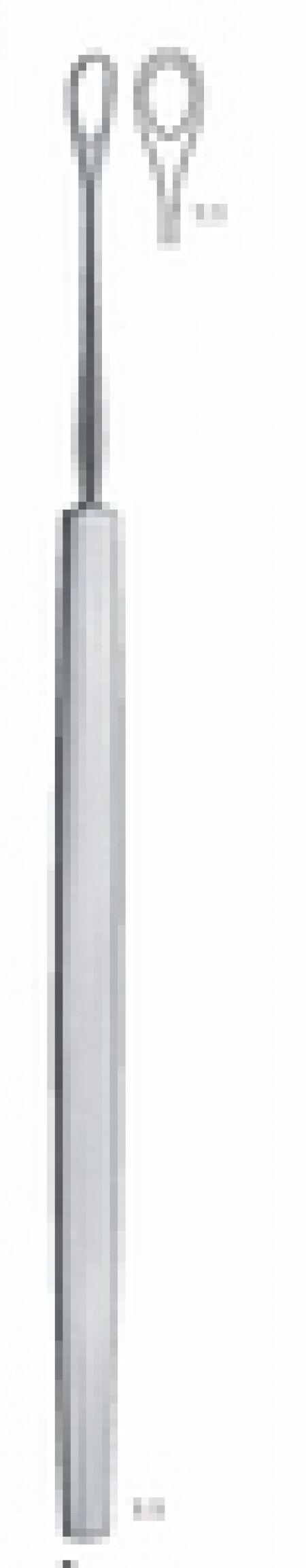 Oorcurette langenbeck stomp 13cm