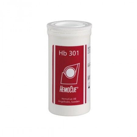 Hemocue HB301 cuvetten per potje a 50st.