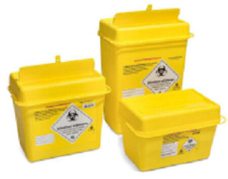 Naaldcontainers SafeBox Guardian 6L per stuk