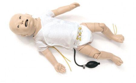 Oefenpop Laerdal Nursing Baby