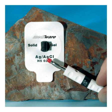 Mediware ECG elektroden met bananenstekker aansluiting per 30st.