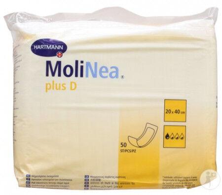 Molinea onderleggers D per 50st. 20x40cm