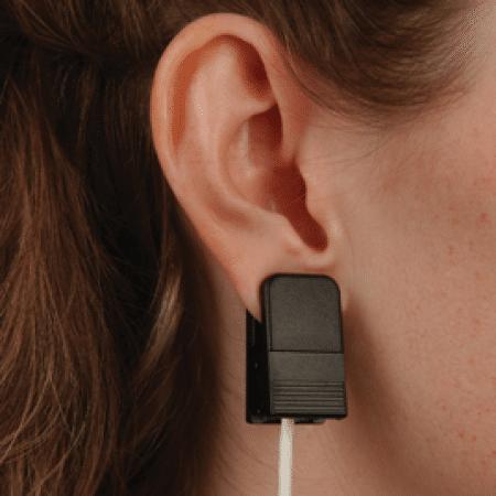 Nonin PureLight herbruikbare saturatiemeter sensor met oorclip