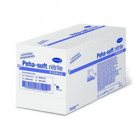 Handschoen Peha-Soft nitriel steriel Large 50 paar