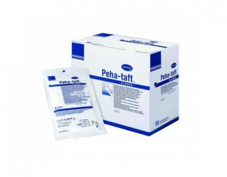 Peha-taft chirurgische ok handschoenen latex poedervrij per 50 paar