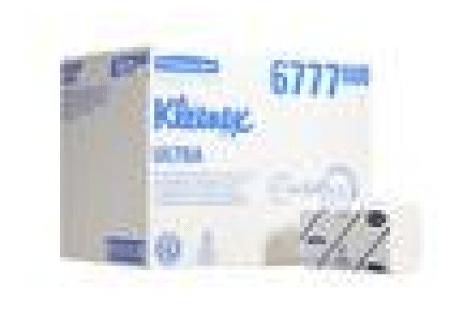 Kimberly Clark handdoekjes Kleenex 6777 41,5cm 30x124st.