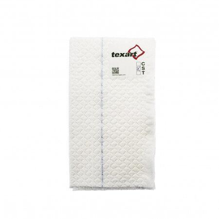 Bastos Texart hybride gaaskompressen steriel 10x10cm per 180x5st. verpakt - non linting