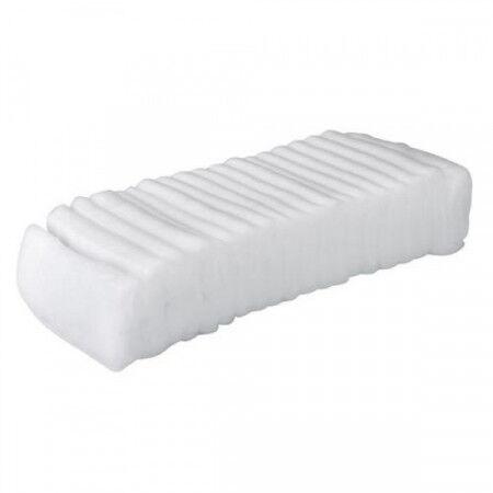 Verbandwatten zigzag per zak niet steriel 100 gram