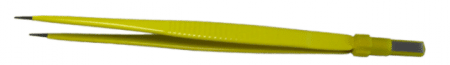 Disposable bipolair pincet anatomisch 200mm per 12st. steriel