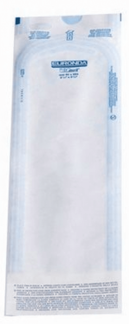 Zeflklevende sterilisatiezakjes 90x250mm per 200st.