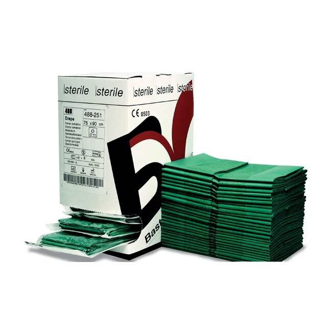 Bastos protect steriele niet klevende afdekdoeken 75x90cm per 20st.