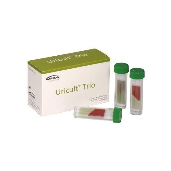 Uricult Trio dipslide per 10st.
