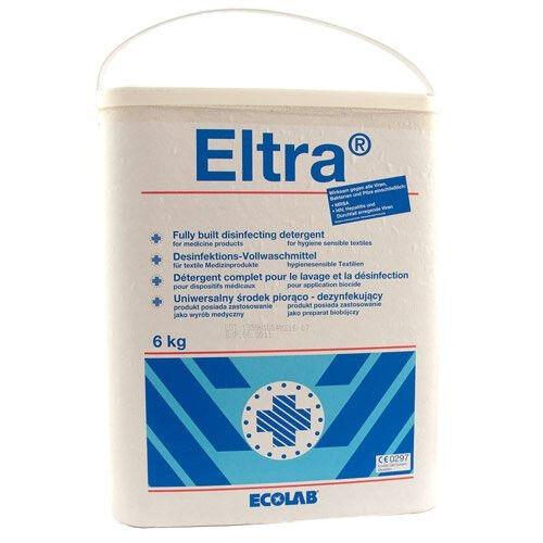 Eltra desinfecterend wasmiddel 6kg