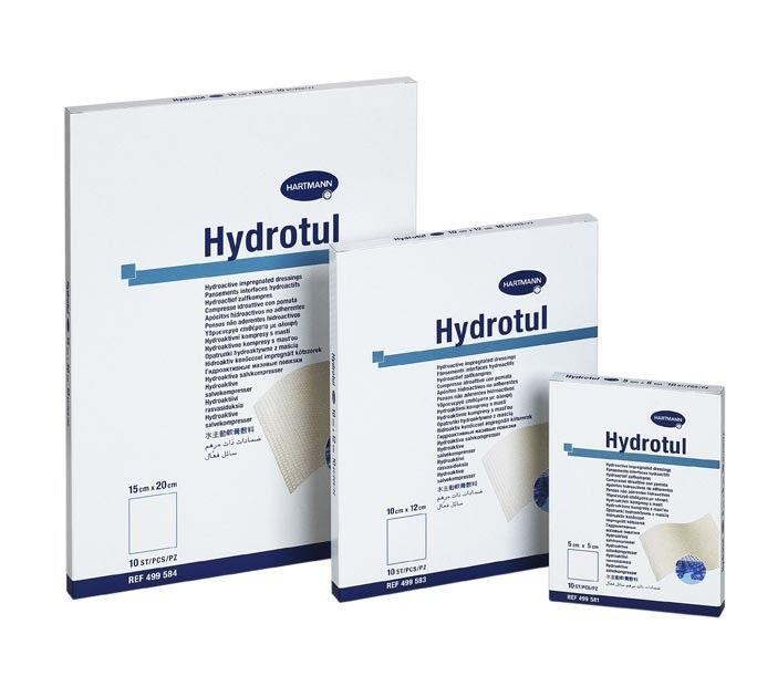 Hydrotul zalfgaas Hydrotul 5x5cm per 10st
