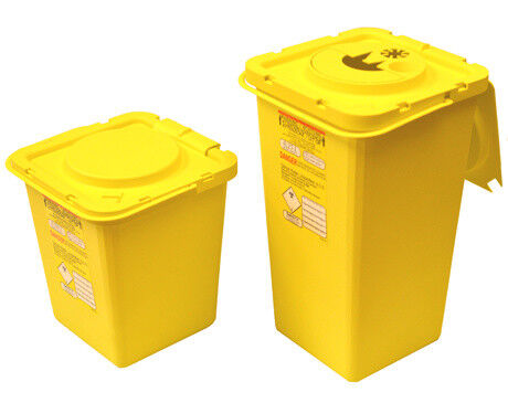 Naaldcontainers 2L per stuk