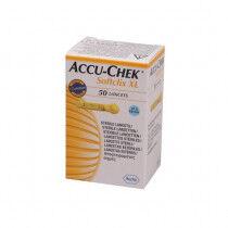 Accu-Chek Softclix XL lancetten per 50 stuks