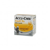 Accu-Chek FastClix lancetten 204 stuks