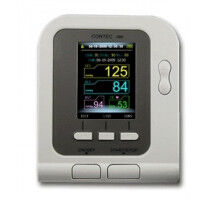 Bovenarm bloeddrukmeter optioneel met saturatiemeting