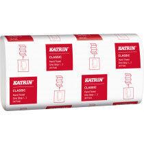 Katrin Classic papieren handdoek W-fold L2 per 21st.