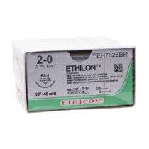 Ethilon hechtdraad draaddikte 2-0 klinimed