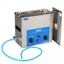Elma ultrasoonreiniger 60HC 5.9 Literema30 inclusief korf en deksel