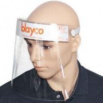 OP = OP Faceshield Blayco per 50st.