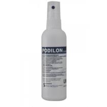 Handdesinfectans Podilon 100ml met verstuiver per st.