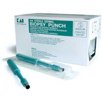 Kai huidstans biopsy punch per 20st.