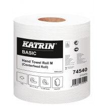 Katrin Basic handdoek M op rol per 6st.