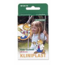 Kliniplast kinderpleisters garfield op strip per 20st. 19x76mm