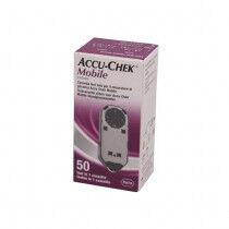 Accu-chek Mobile testcassette voor 50 testen