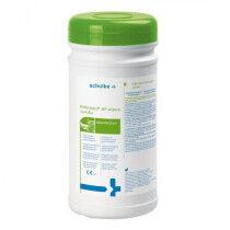 Mikrozid AF Desinfectie doekjes in bus per 150st.
