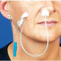 DCT Zuurstofkatheter ch.10 met kompres per 50st