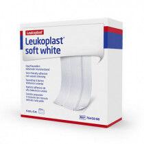 Leukoplast Soft White pleisters op rol