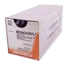 Monocryl W3650 hechtdraad met KS-hechtnaald
