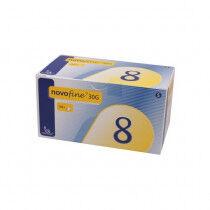 Novofine Pennaald 30G (0,30x8mm) per 100st.
