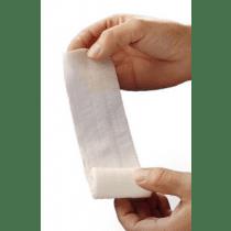 Hekalast elastisch fixatie windsel 4mx4cm per 20st