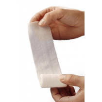 Hekalast elastisch fixatie windsel 4mx6cm per 20st