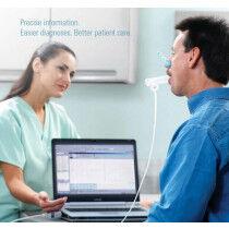 Welch allyn flow transducers mondstukken voor spirometer spiroperfect per 25st.