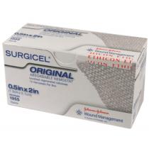 Surgicel bloedstelpend gaas 5x7,5cm per 10st.