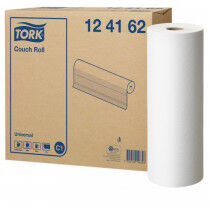 Tork Medirol onderzoekbankpapier 185M x 45cm per 2 stuks wit