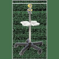 Flovac trolley voor chirurgisch uitzuigsysteem