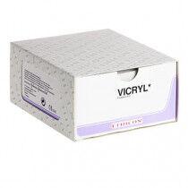 Vicryl hechtdraad 2-0 FS-1 naald V443H 70cm draad 36st.