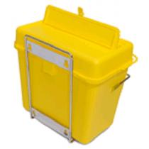 Naaldcontainer houder Safebox wandbevestiging per stuk