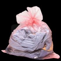 water oplosbare vuilniszak per 25st. 60L