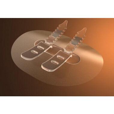 Bioderm katheterfixatieplak per stuk