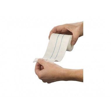 HEKAFAST Buisverband 5m x 7,5 cm Multistretch per rol
