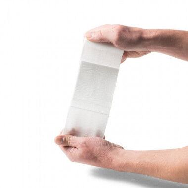 Heka Gerold snelverband 6x8cm internationaal per stuk steriel