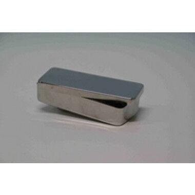 Instrumentendoos Aluminium 21x10x5cm per stuk