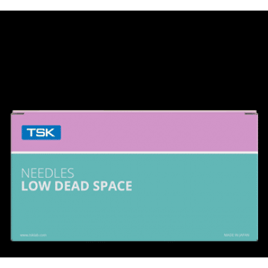 TSK LDS injectienaalden 33Gx9mm per 100st.